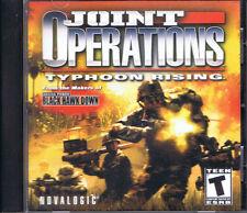 Joint Operations: Typhoon Rising (PC, 2004, NovaLogic)