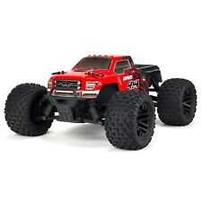 Ara102714T2 Arrma Red/Black Granite Mega 1:10 Brushed 4wd Monster Truck Rtr .