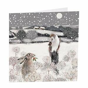 Artbeat - Winter Wonderland - Pack of 6 Charity Christmas cards in aid of She...