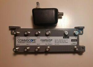 Commscope CSAPDU9VP Passive VoIP Amplifier with Power Adapter