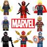 Marvel Avengers Custom Lego Mini Figures DC Superhero Iron Man Thor Star Wars UK
