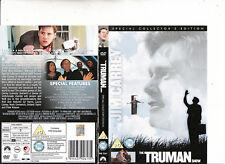 The Truman Show-1999-Jim Carrey-[Special Collectors Edition]-Movie-DVD