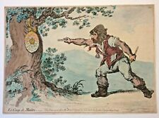 James Gillray Sin Death and the Devil Satire Cartoon 7x5 Inch Reprint Print