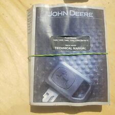 John Deere Front Mower Technical Manual