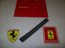 Ferrari 308-Gts-328-Gts Mondale V8 Smog Vint / Pipe Hose is Oem Part.