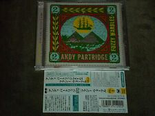 Andy Partridge Fuzzy Warbles 2 Japan CD