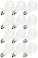GE 4103212 75Watt A19, Soft White, (Not LED), 12Pack, New, Free Shipping