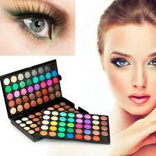 Pro 120colors Eye Shadow Cosmetic Makeup Shimmer Matte Eyeshadow Palette Set Kit