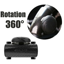360° Car Power Steering Wheel Ball Suicide Auxiliary Knob Booster Spinner Handle