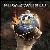 Powerworld - Human Parasite (2010)  CD  NEW/SEALED  SPEEDYPOST