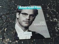 OCT 1985 AMERICAN FILM early movie magazine - JOHN MALKOVICH