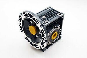 JIE Premium JRWND50 Worm Gear 50:1 56C Speed Reducer SKF Seals & NSK Bearings
