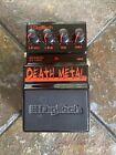 DigiTech DEATH METAL Electric Guitar Distortion Pedal for sale