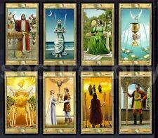 """The Pictorial Key Tarot Cards Deck Davide Corsi Pocket  MINI 4.5x7.5cm 1.8х3"""""""