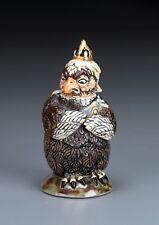 BURSLEM Pottery grottesco Bird REGINA VITTORIA ispirato da MARTIN Brothers
