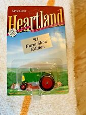 New ListingSpeccast Heartland Farm Machinery Oliver 77 Narrow Front 1/64 scale #95002