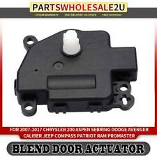 HVAC Blend Door Actuator for Chrysler 200 Dodge Avenger Jeep Compass Ram 07-2017
