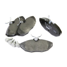 Jaguar S-Type V6 V8 CCX Pagid Rear Brake Pads Set Lucas System Low-Metallic NAO