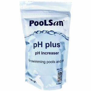 PoolSan pH Plus pH increaser 300gr for pools & hot tubs