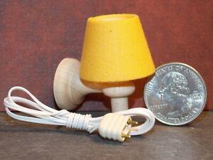 Dollhouse Miniature Lamp Wall Sconce 1:10 scale F11 Bodo Hennig Dollys Gallery