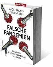 FALSCHE PANDEMIEN   Wolfgang Wodarg   Argumente gegen die Herrschaft - AM LAGER