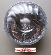 Scheinwerfer Scheinwerfereinsatz Reflektor E-Zeichen 12V H4 passend MZ ES 250/1