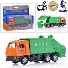 Russian Garbage Truck Dustcart Kamaz Model Toy