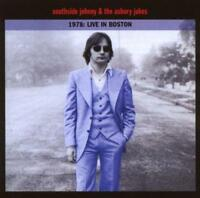 SOUTHSIDE JOHNNY & THE ASBURY JUKES - 1978 : LIVE IN BOSTON (New & Sealed) CD