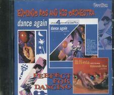 EDMUNDO ROS & HIS ORCHESTRA - HI FI-ESTA PERFECT FOR DANCING & DANCE AGAIN - CD