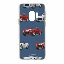 For Samsung Galaxy S9 Silicone Case Car Pattern - S2082