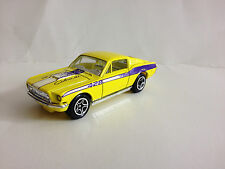 MATCHBOX MB69/MB40 1968 FORD MUSTANG COBRA JET 1997-98 ISSUE
