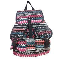 Women Men Backpack Shoulder School Bag Rucksack Camp Travel Bags Satchel Handbag
