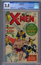 X-MEN #3 CGC 3.5 1ST BLOB