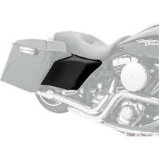 Harley FLHRS Road King Custom 2004-2007Side Covers Rear Black by Arlen Ness