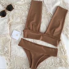 2017 Swimwear Bathing Suit Tankini Padded Swimsuit Beachwear Triangle Bikini Bra