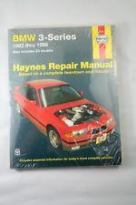 Haynes Repair Manual 18021, BMW 3-Series, 1992 thru 1998, Includes Z3