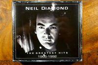 Neil Diamond - The Greatest Hits 1966-1992  -  CD, VG