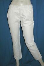 MCS MARLBORO CLASSICS Taille 40 Superbe pantalon écru femme coton lin trousers