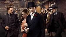 """017 Boardwalk Empire - Period Crime Drama TV Series Season Show 25""""x14"""" Poster"""