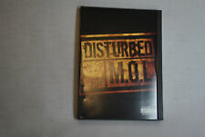 Disturbed: M.o.l. - DVD - Color Dolby Dts Surround Sound Ntsc - **Excellent**