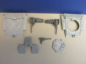VINTAGE spare parts COMPLETE your AT ST SCOUT WALKER star wars ORIGINAL vehicle