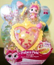 """Disney Princess Palace Pets Pop & Stick Rouge Mini Playset 1"""""""