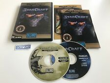Starcraft + Broodwar - PC - FR - Avec Notice