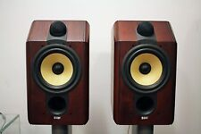 B&W CDM1 Bowers & Wilkins Hi-end Bookshelf speakers PAIR in Rosenut