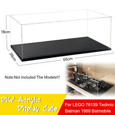 For LEGO 76139 Technic 1989 Batmobile Bricks DIY Acrylic Display Case ❥ ✺