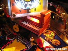 TWILIGHT ZONE PINBALL - THE PIANO [pinball flipper machine MOD ]