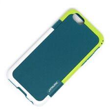 Fundas y carcasas liso de color principal verde de silicona/goma para teléfonos móviles y PDAs