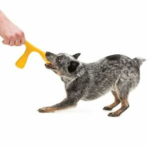 West Paw Wox Tug and Toss Tough Toy for Dogs - Tough Dog Tug - Free Shipping