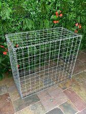 Bespoke design Gabion Basket Steel Retaining Stone Garden Wall With Helicoil