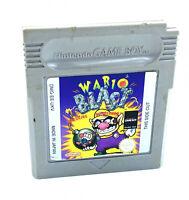 Wario Blast Feat Bomberman Jeu Nintendo Game Boy Cartouche seule occasion PAL